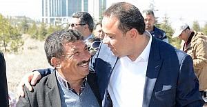 """Başkan Karatay: """"Güçlü bir evet ile güçlü bir Türkiye'nin temellerini atacağız"""""""