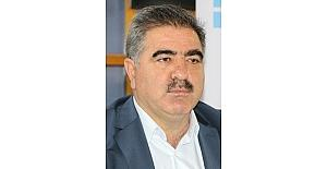 Başkan Özdemir'in baba acısı