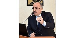 Başkan Tanfer'den Regaib Kandili mesajı