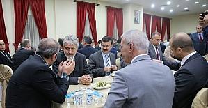 Başkan Tuna, sivil toplum kuruluşlarıyla istişarelerine devam ediyor