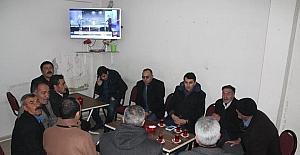Başkan Vekili Bayır'dan esnaf ziyareti