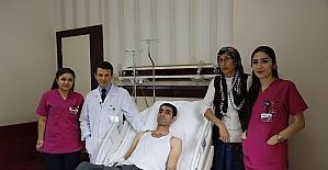 Bel fıtığı teşhisi konuldu tümör çıktı