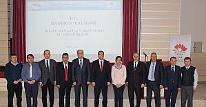 """""""Bilimsel ve yasal metroloji"""" anlatıldı"""