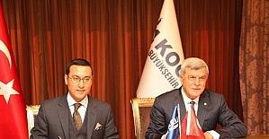Büyükşehir ile Cumhuriyet Savcılığı arasından protokol imzalandı