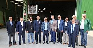 """Çelikcan: """"Güçlü bir Türkiye için evet demeliyiz"""""""