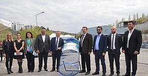 ÇEVKO'dan Kuşadası Belediyesi geri dönüşüm tesisi'ne ziyaret