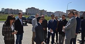 ÇOMÜ senatosu Gelibolu'da toplandı