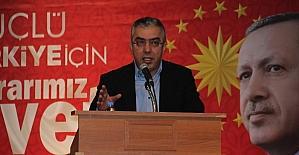 Cumhurbaşkanı Başdanışmanı Mehmet...