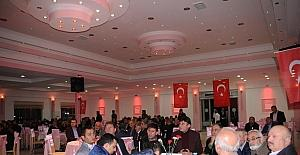 Cumhurbaşkanı Erdoğan'a ahde vefa gecesi