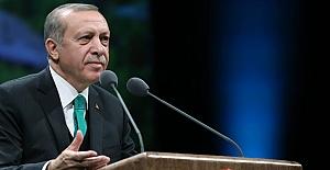 Cumhurbaşkanı: Türkiye'yi 3 kat büyüttük