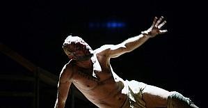 """Dünya Tiyatro Günü'ne """"Frankenstein"""" damgası"""