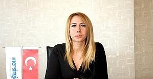 """Elif Örener Erdem: """"Genç girişimcilerin hayat hikayelerine odaklanabilirsek daha başarılı olabiliriz"""""""