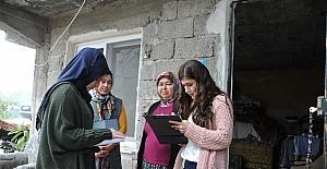 Erdemli Belediyesi'nin 'Limon Çiçeği' projesi, diğer belediyelere örnek oldu