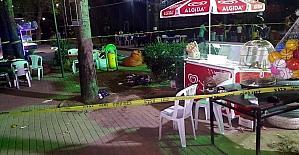 Eşine laf attığı iddiasıyla 2 kişiyi yaralayan sanık 7 yıl hapis cezasına çarptırıldıktan sonra tahliye oldu