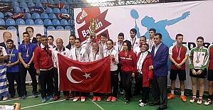 Eskişehir'de Anadolu Yıldızlar Ligi yarı final müsabakaları yapıldı