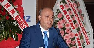"""ESMMMO Başkanı Akgüloğlu: """"AK Parti pirinci içerisindeki beyaz taşlar temizlenmelidir"""""""