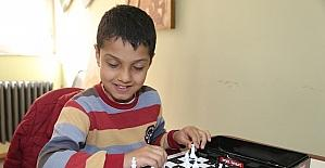 Görme engelliler Türkiye Şampiyonasına KO-MEK ile hazırlanıyor