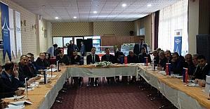 Gümüşhane İŞGEM'in sektörel toplantıları başladı