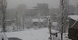 Hakkari'de 5 köy ile 11 mezra yolu kapandı