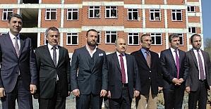 Hayırsever iş adamından Akçakoca'ya 5 milyon liralık İmam Hatip Lisesi