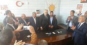 HDP'den Ak Parti'ye geçişler
