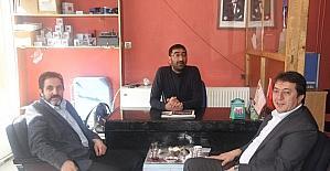 İHA Bölge Müdürleri Ardahan'da