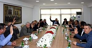 İncirliova Belediye Meclisi toplandı