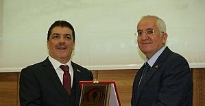Irak Gaziantep Başkonsolosluğundan Ortadoğu Business'a anlamlı ödül