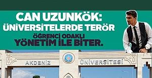 bİstiklal Yazarı Can Uzunkök Köşe.../b