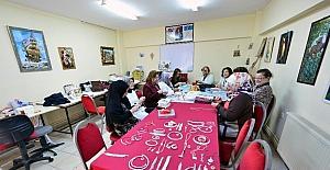 Kanuni'nin sanatı Bursa'da yaşatılıyor