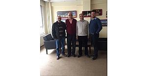 Karadeniz Tiyatrolar Birliği'nde görev değişimi