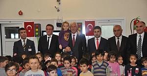 Kayseri'de 113 bin öğrenci Akıllı Adımlar ile trafik bilinci kazanacak