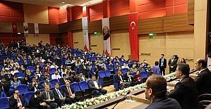 KBÜ'de 1. Ulusal Safranbolu Ekonomi Öğrencileri Kongresi
