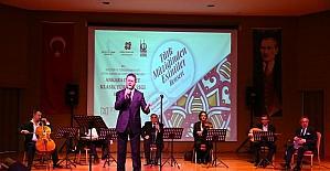 Keçiören'de 'Türk Müziğinden Esintiler' Konseri