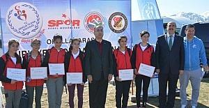 Malatya Valisi Toprak'ın spor aşkı