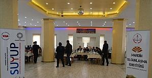Mardin'de 'Medeniyetler şehrinde ahenkli bir yaşam' programı