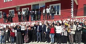 Milletvekili Fırat'a Tut ilçesinde büyük ilgi