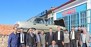 Mustafa Şükrü Nazlı: Aslanapa'ya yatırımlarımız sürecek