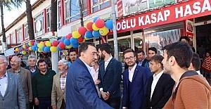 Mustafa Şükrü Nazlı Şaphane'de