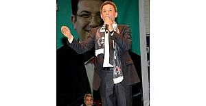 Mustafa Yıldızdoğan Aksaray'da konser verdi