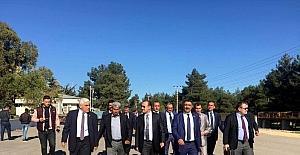 Müsteşar Prof.Dr.Ersin Aslan OSB'yi ziyaret etti