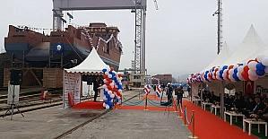 Northern Osprey III denize indirildi