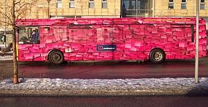 Paris'te kadınlara özel otobüs uygulaması