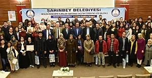 Şahinbey'de 205 kursiyer törenle sertifikasını aldı