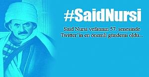 Said Nursi günün en önemli gündemi...