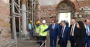 Saroz Körfezi Turizm Zirvesi Enez'de yapıldı