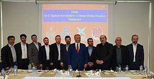 "Sinop'ta STK'lardan referandumda ""evet"" desteği"