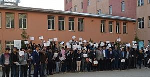 Şırnak'ta liseler arası münazara yarışması düzenlendi