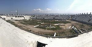 Spor Toto Akhisar Stadyumunda yer teslimi yapıldı