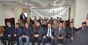 STK temsilcileri 'evet' için toplandı